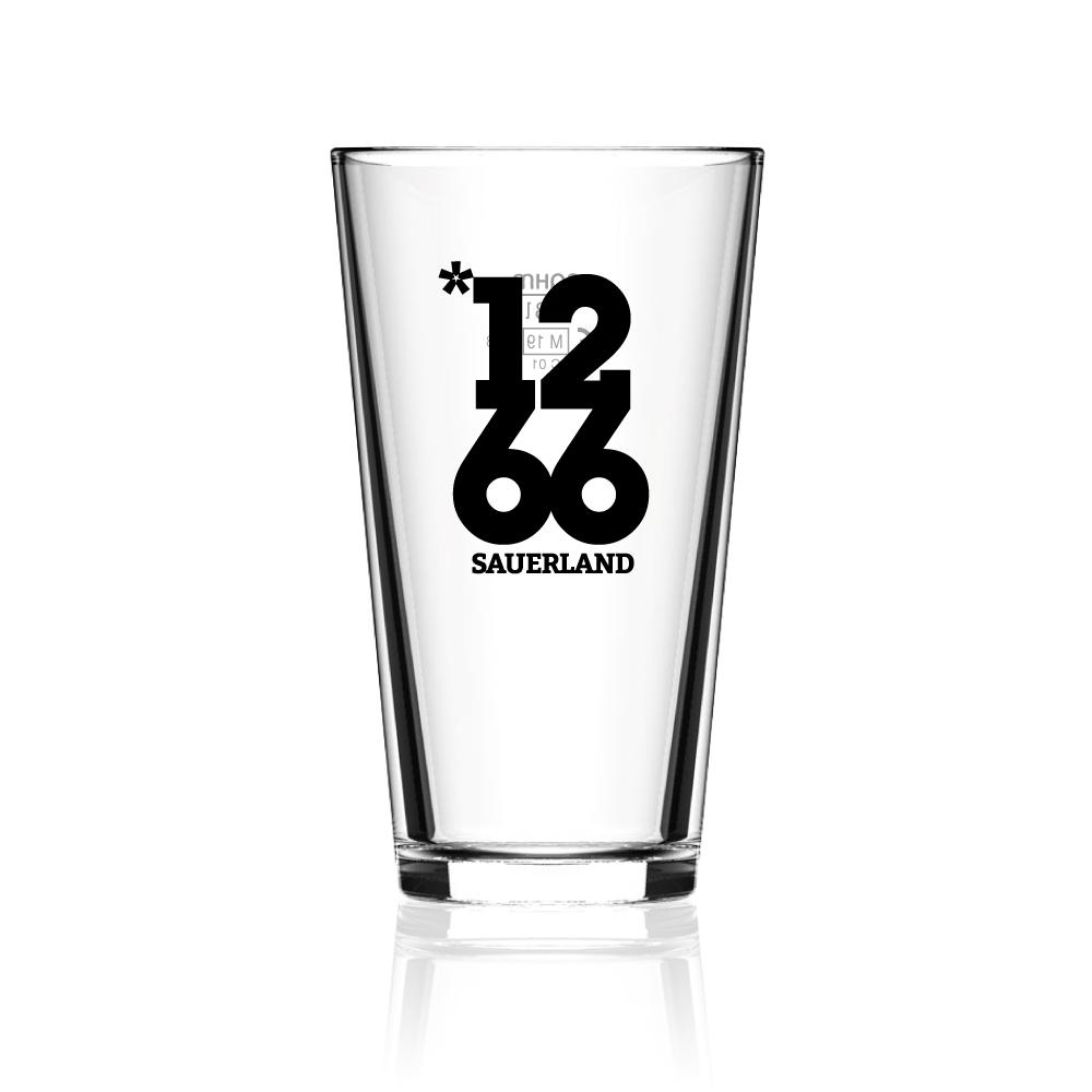 Trinkglas 1266-Sauerland